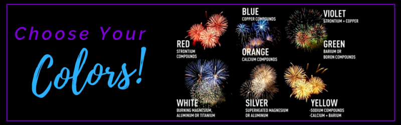 firework colors